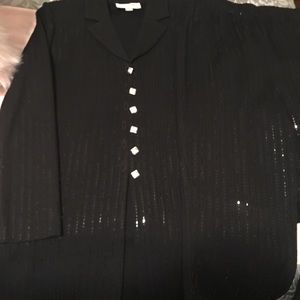 ST. John Evening Collection Pants Suit